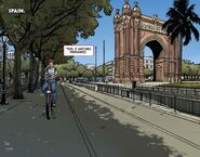 Barcelona from Hunt for Wolverine Dead Ends Vol 1 1 001