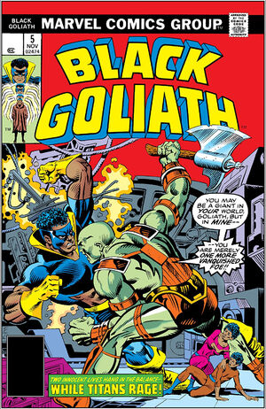 Black Goliath Vol 1 5
