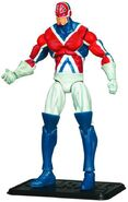 Brian Braddock (Earth-616) from Marvel Universe (Toys) Series 2 Wave X 0001