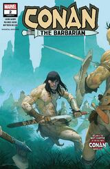 Conan the Barbarian Vol 3 2