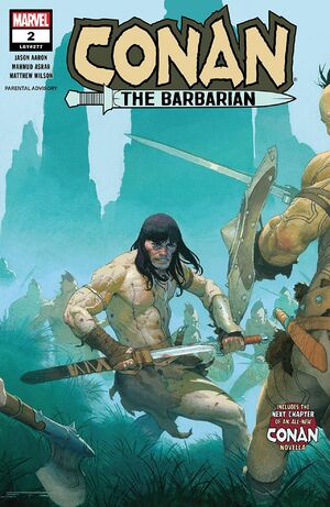 Conan the Barbarian Vol 3 2