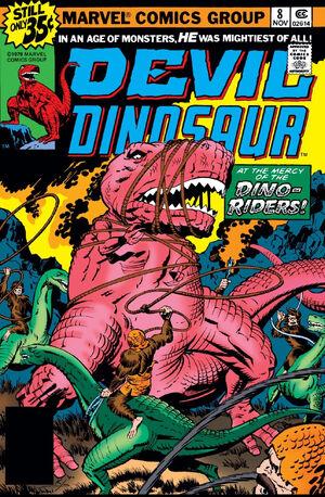 Devil Dinosaur Vol 1 8