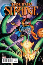Doctor Strange Vol 4 12 Classic Variant