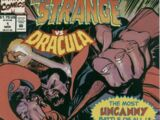 Doctor Strange vs Dracula Vol 1