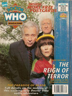 Doctor Who Magazine Vol 1 204