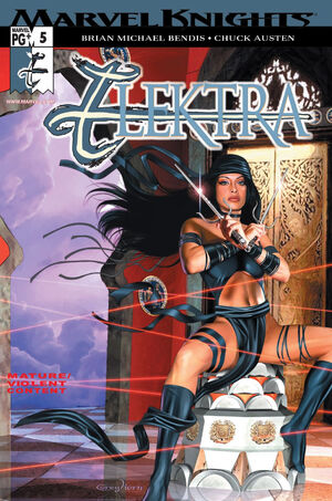 Elektra Vol 3 5
