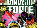 Fantastic Force Vol 1 2