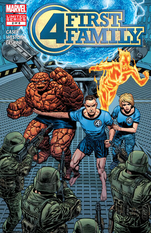 Fantastic Four First Family Vol 1 2