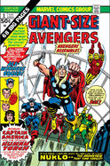 Giant-Size Avengers Vol 1 1