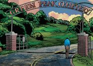 Green Peak Cemetery from Immortal Hulk Vol 1 2 001