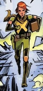 Hope Summers (Earth-18138) from Cosmic Ghost Rider Vol 1 5