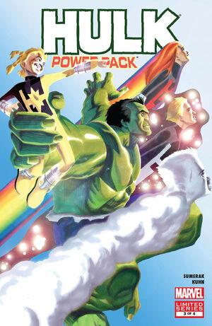 Hulk and Power Pack Vol 1 3