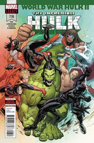 Incredible Hulk Vol 1 716