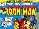 Iron Man Vol 1 72
