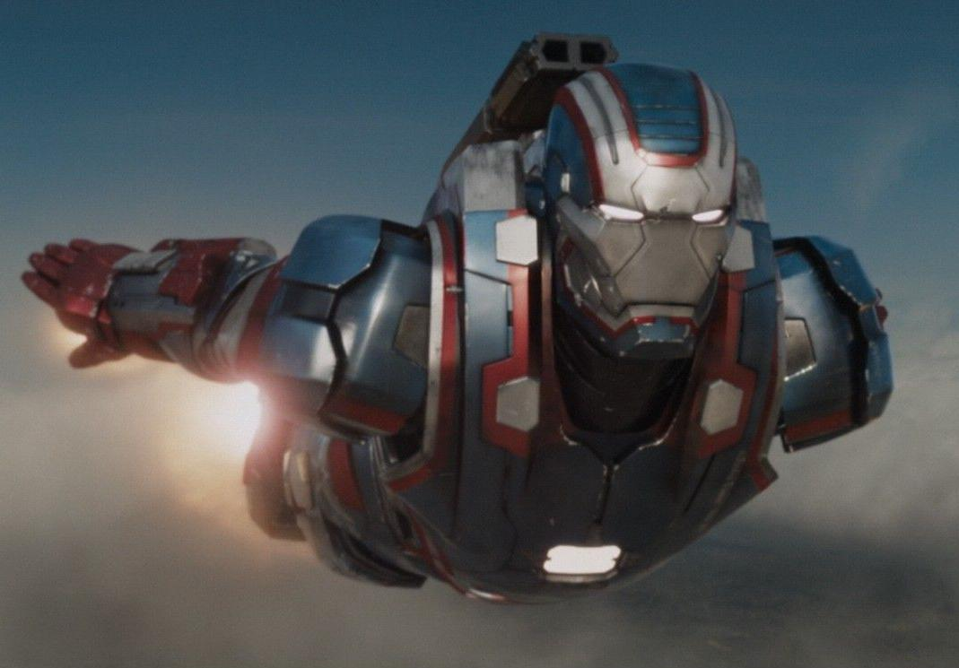 James Rhodes (Earth-199999) from Iron Man 3 (film) 005