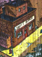 Jimmy's Corner from Web of Spider-Man Vol 1 31 001
