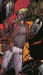 Katherine Pryde (Earth-616) from Guardians of the Galaxy Vol 4 1 Schiti Variant cover