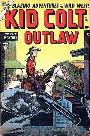 Kid Colt Outlaw Vol 1 39