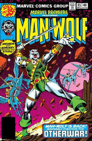 Marvel Premiere Vol 1 45