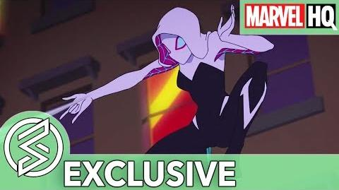 Marvel Rising Initiation Ghost Hunter Episode 1