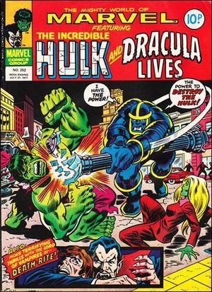 Mighty World of Marvel Vol 1 252