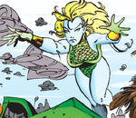 Namorita Prentiss (Earth-1298) from Mutant X Annual Vol 1 2001 001