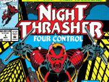Night Thrasher: Four Control Vol 1 1
