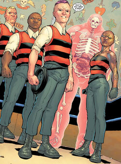 Omega Gang (Earth-616) from New X-Men Vol 1 135 0001