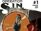 Operation S.I.N. Vol 1 1