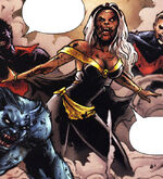 Ororo Munroe (Earth-2149) from Marvel Zombies Vs. Army of Darkness Vol 1 5 0001