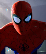 Peter Parker (Earth-TRN700) from Spider-Man Into The Spider-Verse 001