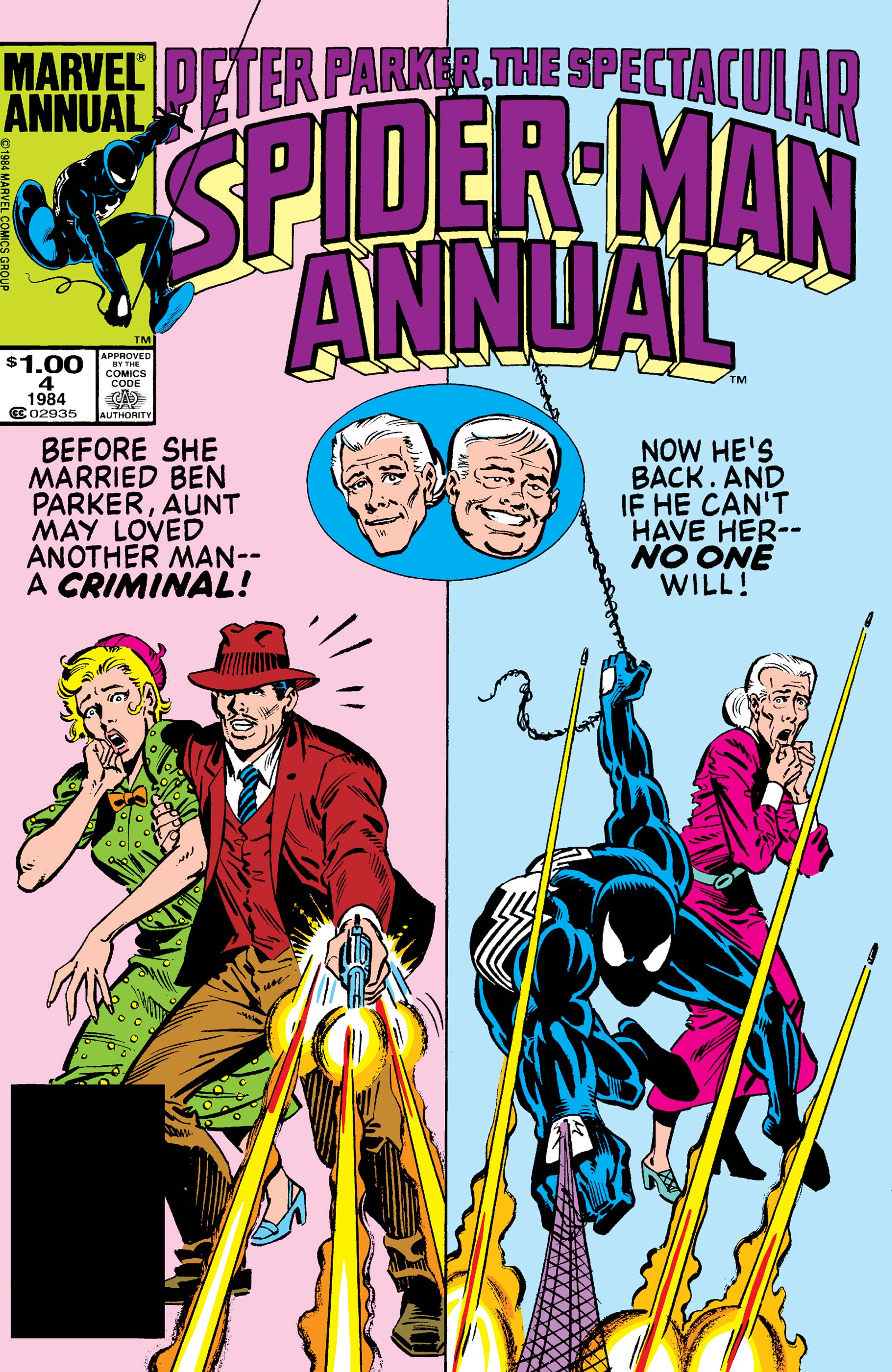aunt may marvel spider man the spectacular spider man hagfish