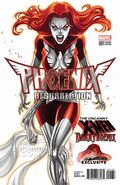 Phoenix Resurrection The Return of Jean Grey Vol 1 1 JSC Exclusive Variant H