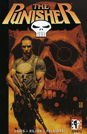 Punisher Welcome Back Frank Vol 1 1