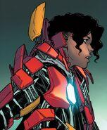 Riri Williams (Earth-616) from Invincible Iron Man Vol 1 598 001