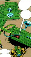 Space-Time Analyzer-Navigator from Fantastic Four Unlimited Vol 1 3 0001