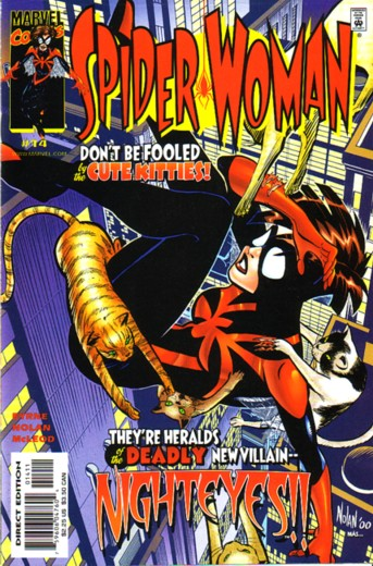 Spider-Woman Vol 3 14