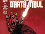 Star Wars: Darth Maul Vol 1 1