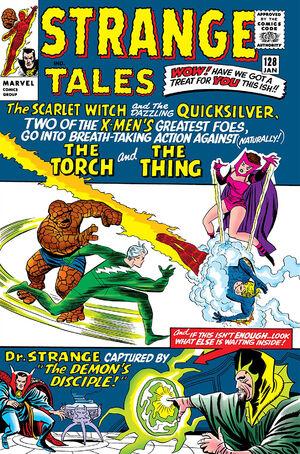 Strange Tales Vol 1 128
