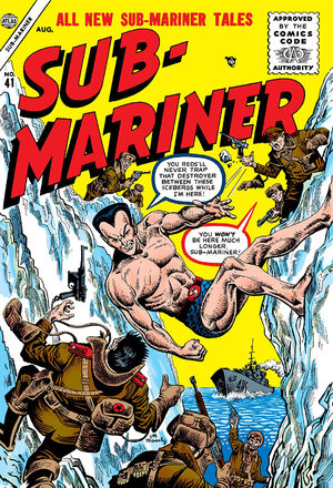 Sub-Mariner Comics Vol 1 41