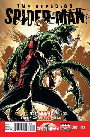 Superior Spider-Man Vol 1 13