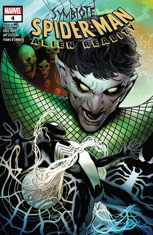 Symbiote Spider-Man Alien Reality Vol 1 4