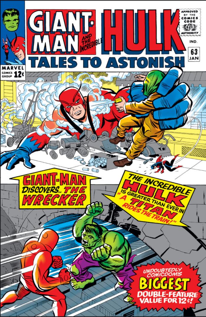 Tales to Astonish Vol 1 63
