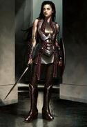 Thor Concept Art - Sif 015