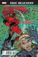 True Believers Deadpool - Deadpool vs. Sabretooth Vol 1 1