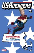 U.S.Avengers Vol 1 1 Massachusetts Variant