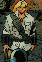 Ulysses Bloodstone (Earth-11418) from Captain America Corps Vol 1 4 0001
