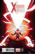 Uncanny X-Men Vol 3 5 McGuiness Variant