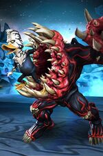 Venom the Duck (Earth-TRN517) from Marvel Contest of Champions 003