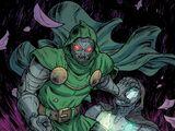 Victor von Doom (Paper Memory) (Earth-616)